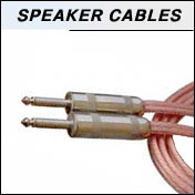 Speaker cables in custom lengths and guages, 12awg, 10 awg, 14 awg, 16 awg