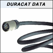 Duracat CAT6 ethercon data cables