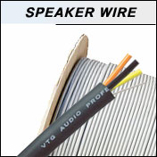 bulk speaker wire and speaker snake cut to length