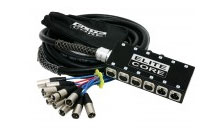 Elite Core series audio cable box snake