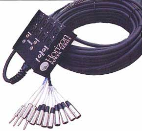Horizon power series powered audio cable snake