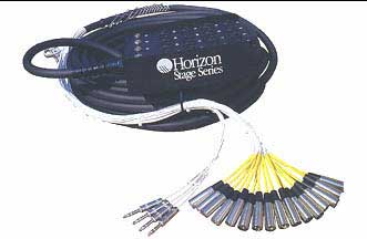 Horizon stage series audio cable snake