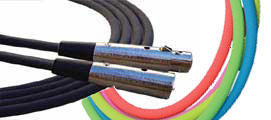 24 gauge microphone patch cables