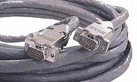 VGA 15 pin video cables